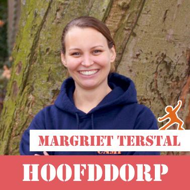 JuiceCamp Coach Margriet Terstal