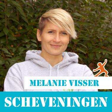JuiceCamp Coach Melanie Visser