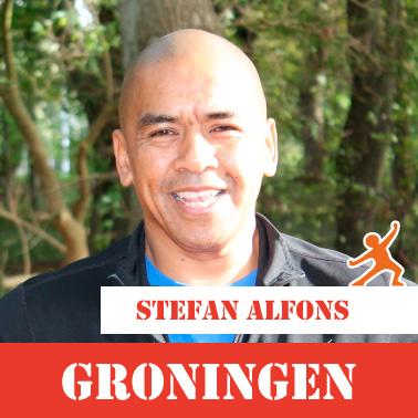 JuiceCamp coach Stefan Alfons