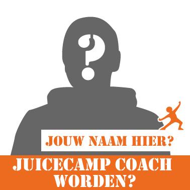 JuiceCamp Coach worden