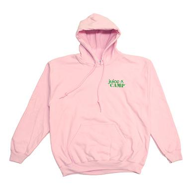 JuiceCamp trui roze voorkant